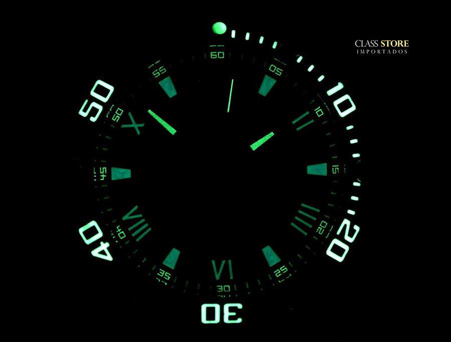 5c905ba3af4 ... Relógio Invicta 25851 Speedway 49mm Automático Banhado a Ouro 18k  Mostrador Rotativo - Imagem 3 ...