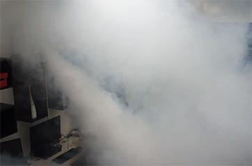 Imagem Cobertura da neblina