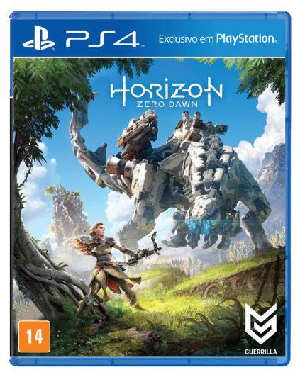 Jogo Horizon Zero Dawn - PS4