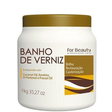 FOR BEAUTY - BANHO DE VERNIZ - 1kg