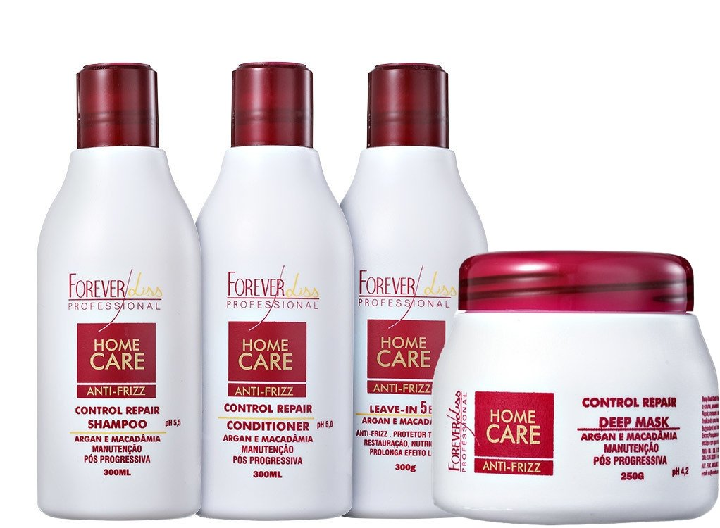 FOREVER LISS - KIT HOME CARE PÓS PROGRESSIVA