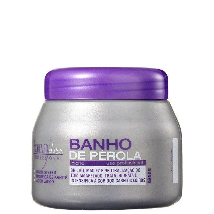 FOREVER LISS - BANHO DE PÉROLA - 250g