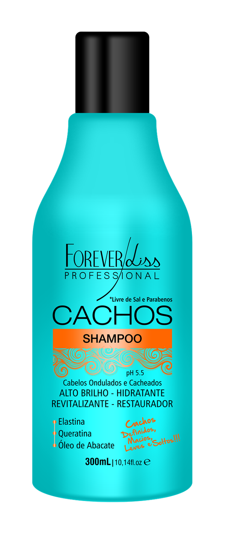 FOREVER LISS - CACHOS - SHAMPOO - 300ml