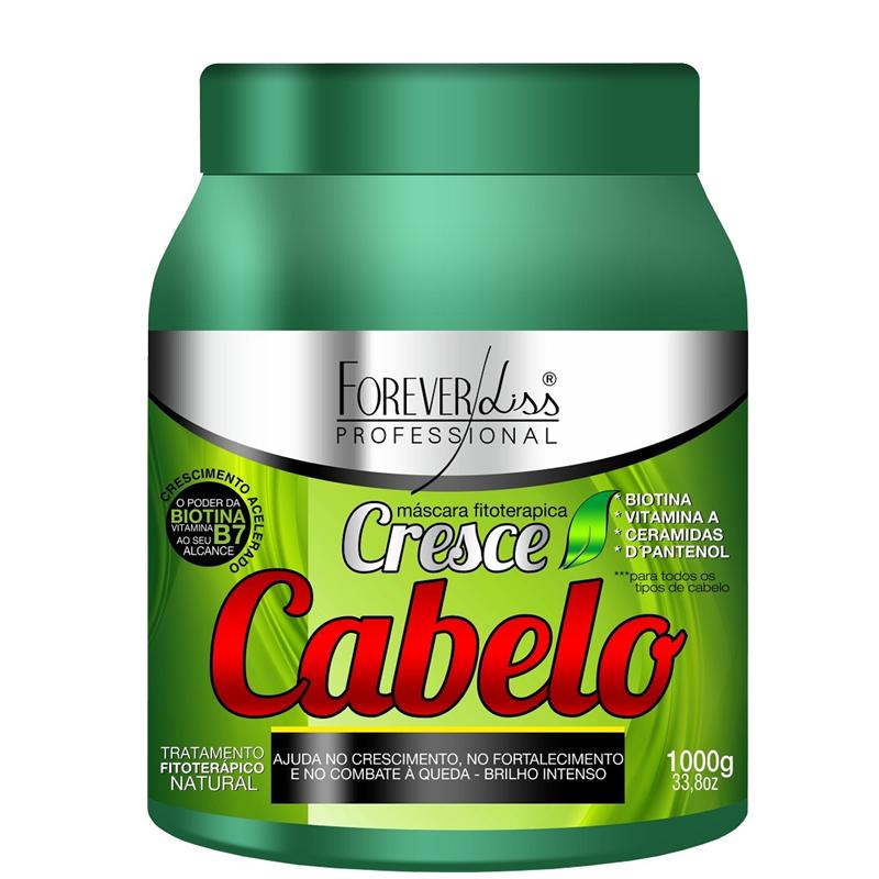 FOREVER LISS - CRESCE CABELO MÁSCARA 1kg