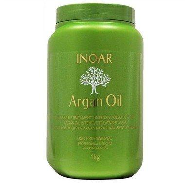 INOAR - MÁSCARA ARGAN OIL - 1kg