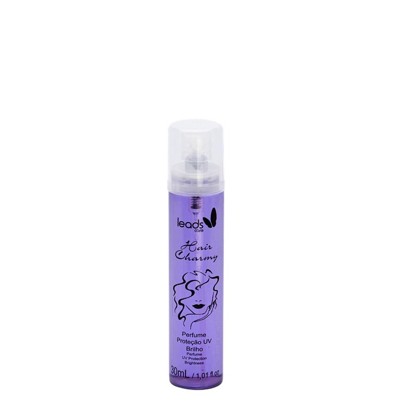 LEADS - PERFUME CAPILAR HAIR CHARMY - 30ml