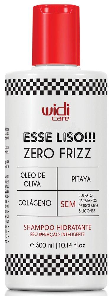 WIDI - ESSE LISO - ZERO FRIZZ - SHAMPOO HIDRATANTE - 300ml