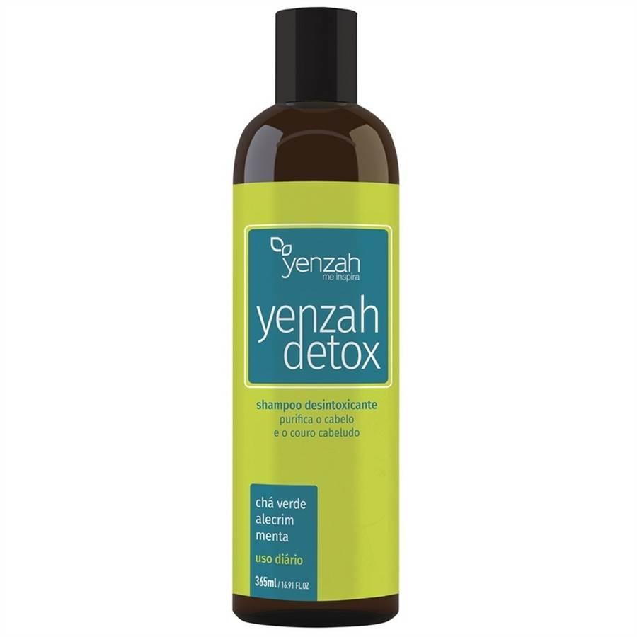 YENZAH - SHAMPOO DETOX DESINTOXICANTE 365ml