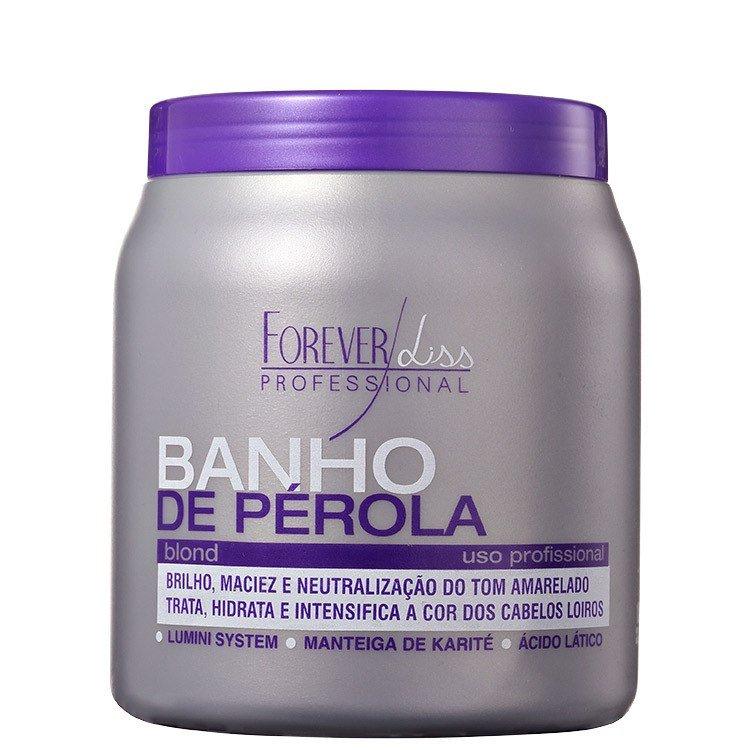 FOREVER LISS - BANHO DE PÉROLA BLOND - 1kg