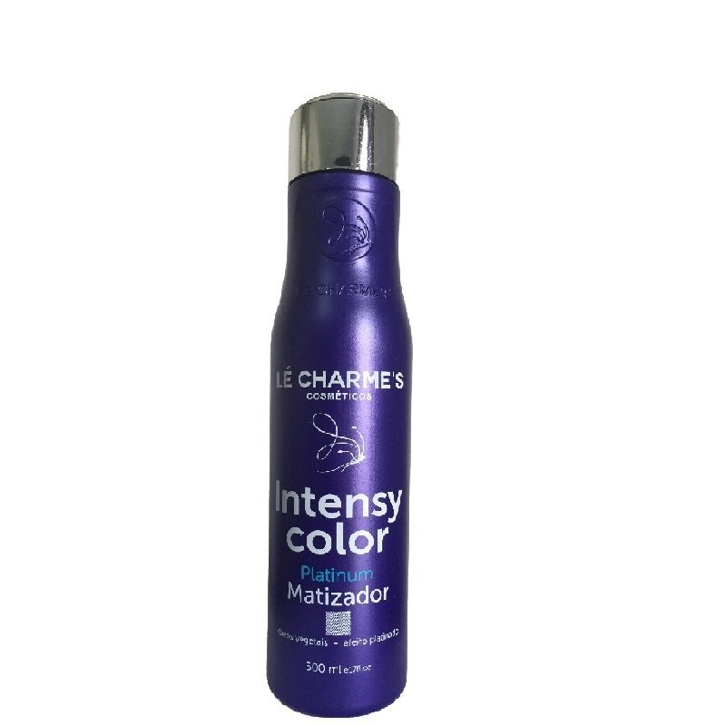 LE CHARME'S - INTENSY COLOR PLATINO 500ml