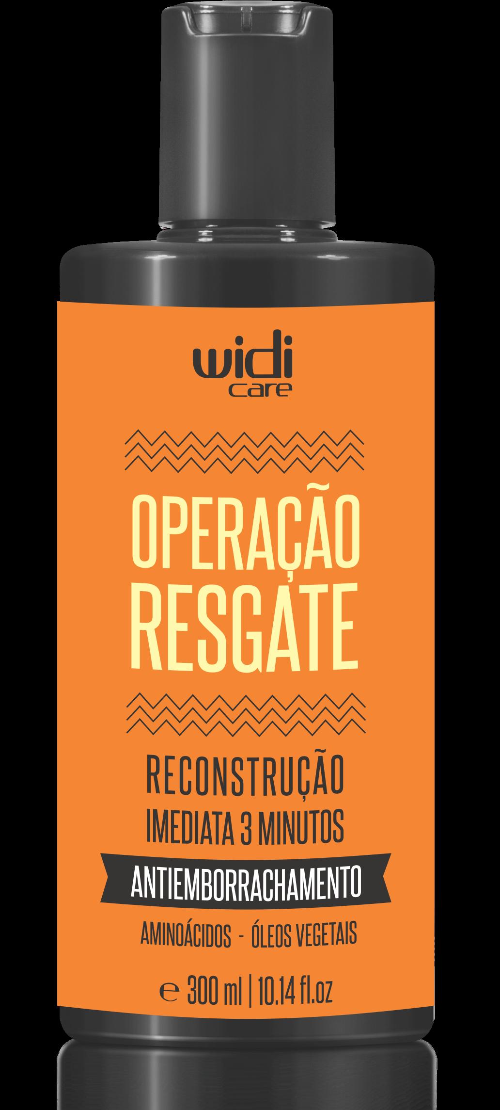 WIDI - OPERAÇÃO RESGATE - ANTIEMBORRACHAMENTO - 300ml