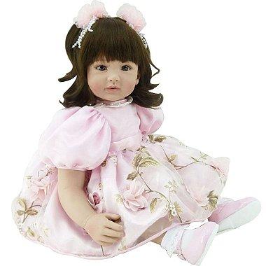 Boneca Bebê Realista Menina Spring ADL221083 Laura Doll