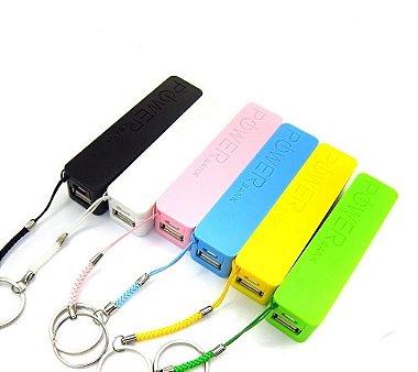 Carregador Portátil de Bateria Celular - Power Bank