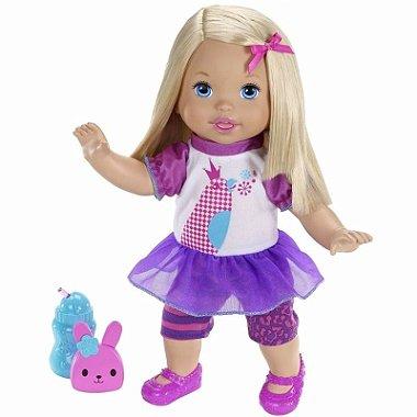 Boneca Little Mommy Fala Comigo - Fisher Price X1030