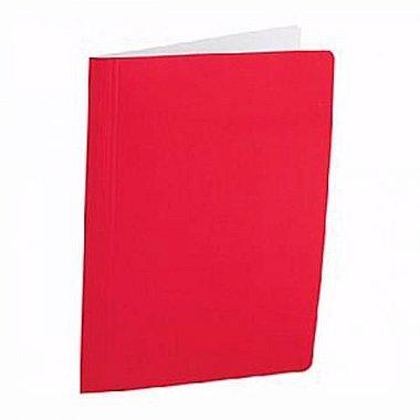Pasta papel cart o com grampo trilho pl stico rei da oferta for Papel pintado plastificado