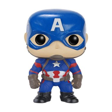 Funko Pop! Captain America - Civil War