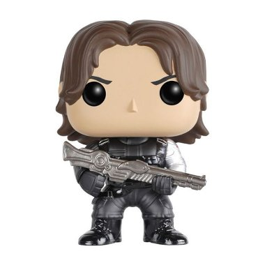 Funko Pop! Winter Soldier - Civil War