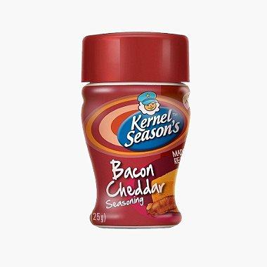 Tempero P / Pipoca ( 25g ) - Bacon e Cheddar - Kernels