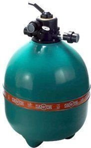 Filtro de piscina Dancor DFR-22 sem bomba