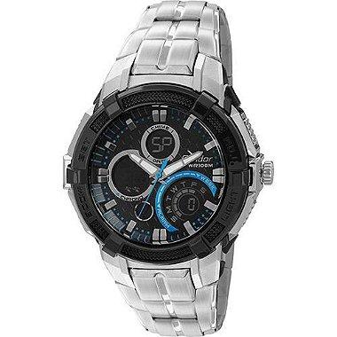 Relógio Masculino Condor Esportivo Analógico e Digital Co1101aa / 8a