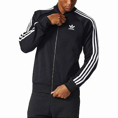 Jaqueta Adidas Originals SST TT - Preta XL / GG