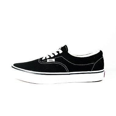 Tênis Vans Era - Black / White