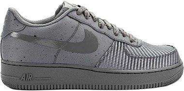 Tenis Nike Air Force 1 Low Sp The Monotones Vol 1 Cinza