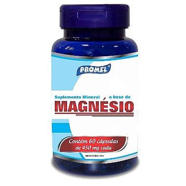 Magnésio 60 Cápsulas Promel