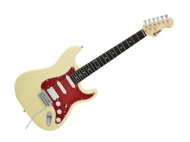 Guitarra Phx Strato Power St H Sth Natural Creme