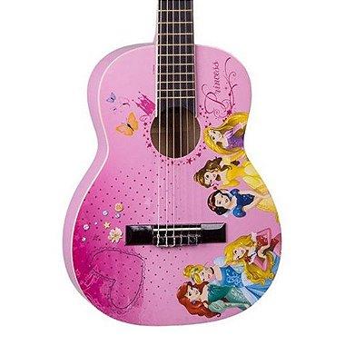 Violao Infantil criança Phx Disney Princesas Vip3