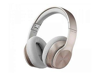 Fone Bluetooth Edifier W820bt Headphone Profissional Celular Branco