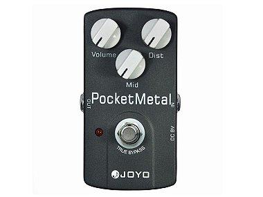 Pedal Guitarra Pocket Metal Jf-35 Joyo