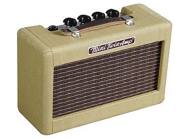 Amplificador de Guitarra MINI TWIN 57 Tweed Fender