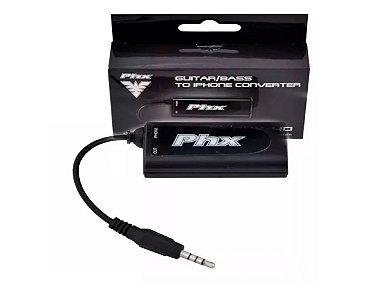 Interface De Guitarra E Baixo iPod iPhone Phx40 Amplificador