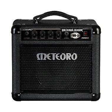 Amplificador para Baixo Meteoro Demolidor Fwb20 - fwb 20 w