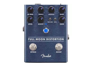 Pedal Fender Full Moon Distortion Para Guitarra