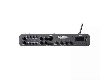 Receiver Amplificador De Som Ambiente Ll Audio Sa2500 180w