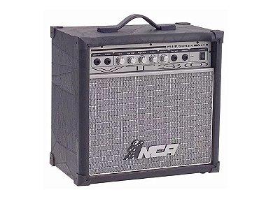 Cubo Amplificador De Contra Baixo Ll Audio Nca Vt30 30w Rms