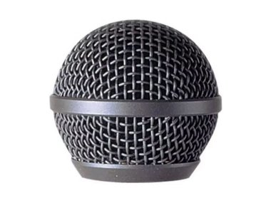Globo Para Microfone Gb58 Preto Leson