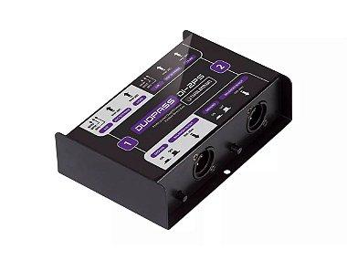 Direct Box Waldman Passivo 2 Canais Di2ps
