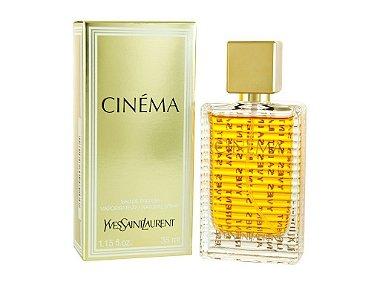 Perfume Cinéma Feminino - Eua de Parfum - Yves Saint Laurence 50ML