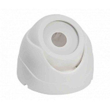 Câmera Falsa Dome Articulável 95mm Branco