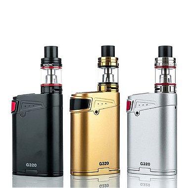 Kit Cigarro Eletrônico G320 Marshal 220W/320W CT Smok