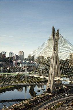 Quadro Ponte Estaiada São Paulo