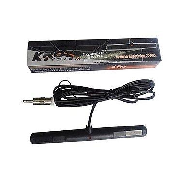 Antena Interna Amplificada Automotiva X - PRO - AM\FM