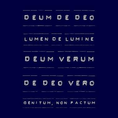 Camiseta Deum de Deo Feminino Ultramarine