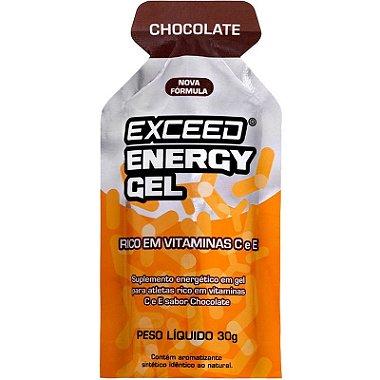 Exceed Energy Gel ( unid ) - Advanced Nutrition Baunilha