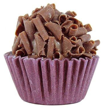 Kit Festa Brigadeiro Gourmet - Chocolate ao Leite, Beijinho e Bicho de Pé - 200 Unidades de 15 gramas