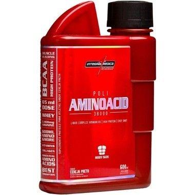 Suplemento Poli Aminoacid 38000 ( 600Ml ) - IntegralMédica