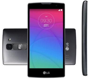 Smartphone LG Volt Dual H442F Titanium 8GB 4G Tela 4.7 ´ Quad - Core Câmera 8MP